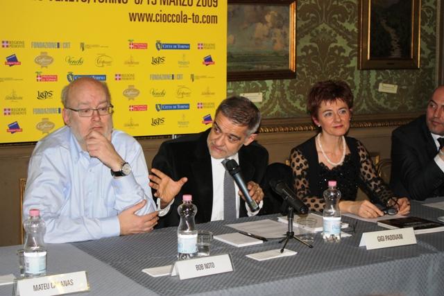 Bob Noto Gigi e Clara Padovani