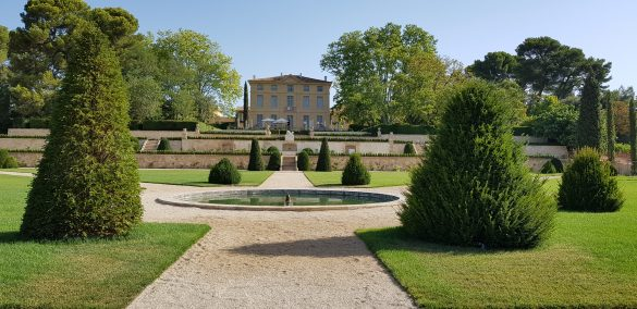 Chateau de la Gaude a Aix